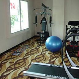 Wellness/fitness area Swiss-Inn Batam Fotos