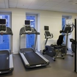 Wellness/fitness area Crowne Plaza COPENHAGEN TOWERS Fotos