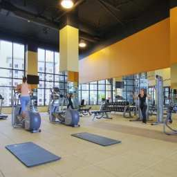 Wellness/Fitness Hilton Garden Inn Montreal CentreVille Fotos