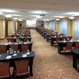 Salle de séminaires Hilton Garden Inn Albany Medical Center Fotos