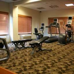 Sala spa/fitness Hampton Inn AtlantaGeorgia TechDowntown Fotos