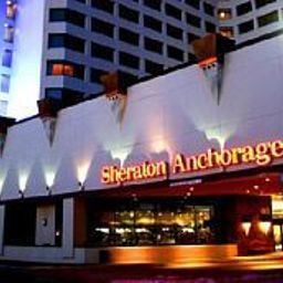 Sheraton Anchorage Hotel &amp; Spa Anchorage