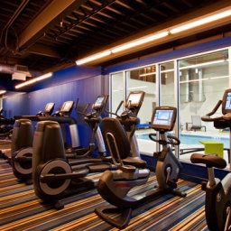 Wellness/Fitness Aloft Birmingham Soho Square Fotos