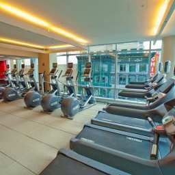 Wellness/fitness theWit Chicago  a DoubleTree by Hilton Hotel Fotos