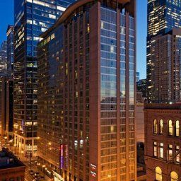 Vista exterior Residence Inn Chicago Downtown/River North Fotos
