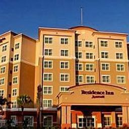 Vista exterior Residence Inn Clearwater Downtown Fotos