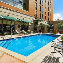 Piscine Hampton Inn  Suites Little RockDowntown Fotos