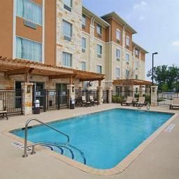 Pool Comfort Suites Arlington Fotos