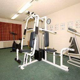 Fitness Quality Inn Tigard Fotos