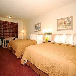 Habitacin Quality Inn Tigard Fotos