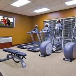 Wellness/Fitness Homewood Suites by Hilton Virginia Beach Fotos