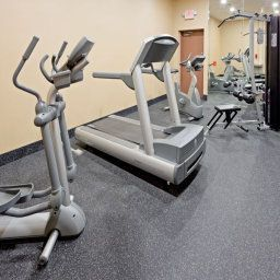 Wellness/Fitness La Quinta Inn West Long Branch Fotos
