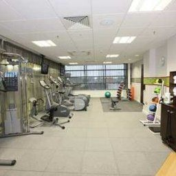 Fitness Hampton by Hilton Liverpool John Lennon Airport Fotos