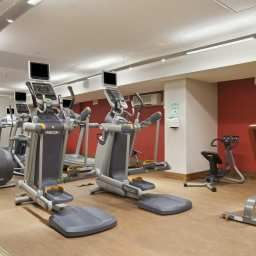 Wellness/fitness area Hilton Liverpool Fotos