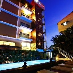 Exterior view Eastin Easy Siam Piman Fotos