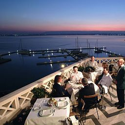 Restaurant Ortigia Grand Hotel Fotos