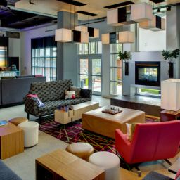 Hall Aloft Tallahassee Downtown Fotos
