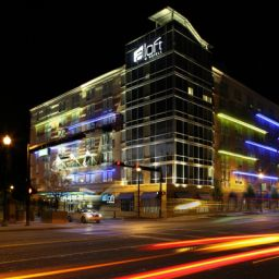 Exterior view Aloft Tallahassee Downtown Fotos
