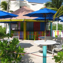 Bar Blue Water Resort at Cable Beach Fotos