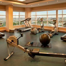 Wellness/fitness Marriott Executive Apartments Atyrau Fotos