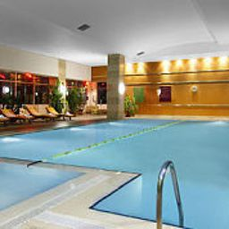 Pool Marriott Executive Apartments Atyrau Fotos