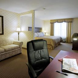 Suite Comfort Inn & Suites Fotos