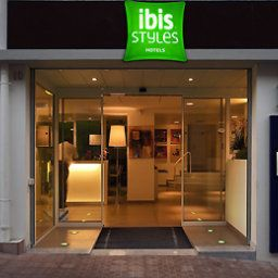 ibis Styles Menton Centre (ex all seasons) Fotos
