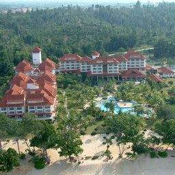 Exterior view Pulai Desaru Beach Resort and Spa Fotos
