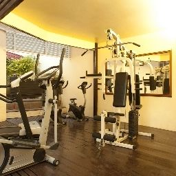 Fitness FX Hotel Royal Peninsula Chiang Mai Fotos