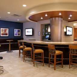 Bar Hilton Garden Inn DallasArlington Fotos