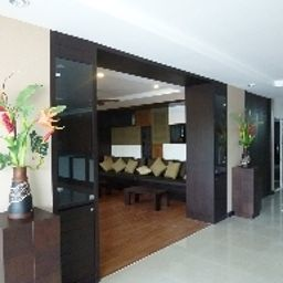 Hall Sinsuvarn Airport Suite Fotos