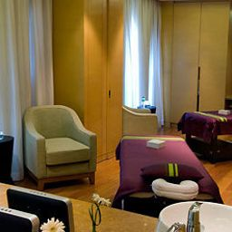 Wellnessbereich Manila Marriott Hotel Fotos