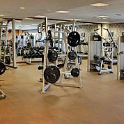 Fitness JW Marriott Los Angeles L.A. LIVE Fotos