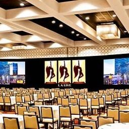 Salle de banquets JW Marriott Los Angeles L.A. LIVE Fotos