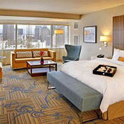 Chambre JW Marriott Los Angeles L.A. LIVE Fotos