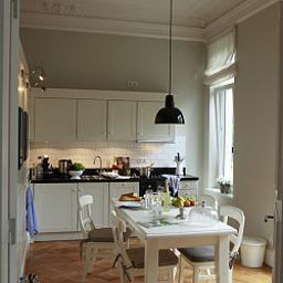 Cuisine von Deska Townhouses White House Fotos
