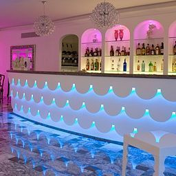 Bar La Favorita Grand Hotel Fotos