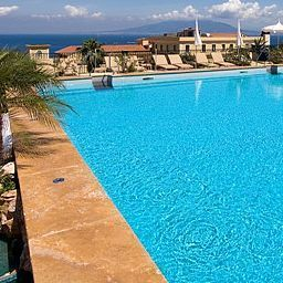 Piscina La Favorita Grand Hotel Fotos