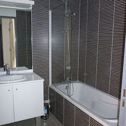 Bathroom Residence Lagrange City Strasbourg Fotos
