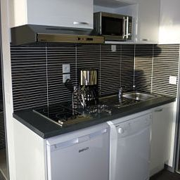 Kitchen Residence Lagrange City Strasbourg Fotos