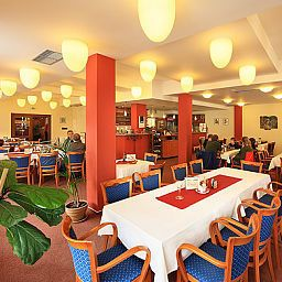 Breakfast room within restaurant Zavis z Falkenštej Fotos