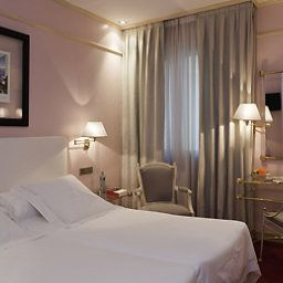 Zimmer Mercure Madrid Santo Domingo Fotos