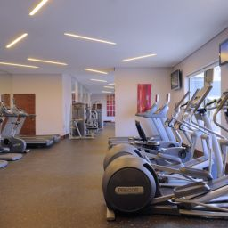 Wellness/fitness area Park Inn Abu Dhabi Yas Island Fotos