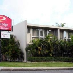 Vista exterior Econo Lodge City Star Brisbane Fotos