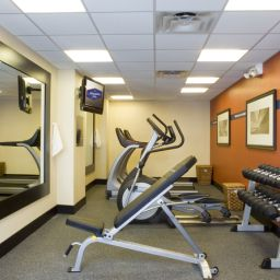Wellness/Fitness Hampton Inn ManhattanTimes Square South Fotos