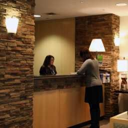 Halle Hampton Inn ManhattanTimes Square South Fotos