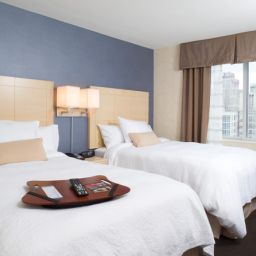Zimmer Hampton Inn ManhattanTimes Square South Fotos