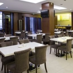 Restaurant Holiday Inn Express SHANGHAI JINQIAO CENTRAL Fotos