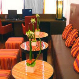Restaurante HauSuites By Dominion Santa Fe Fotos