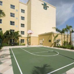 Тренажерный зал Homewood Suites by Hilton Miami - Airport West Fotos